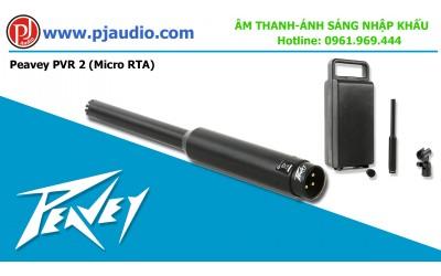 Micro RTA PEAVEY PVR 2