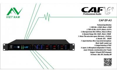 Mixer CAF EF-A3