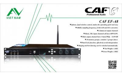Mixer CAF EF-A8
