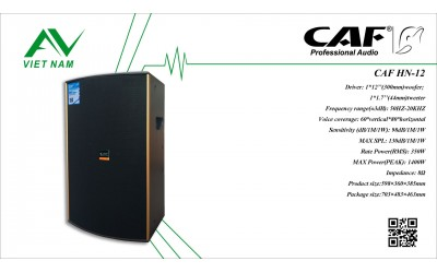 Loa CAF HN-12