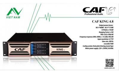 CAF KING 4.8