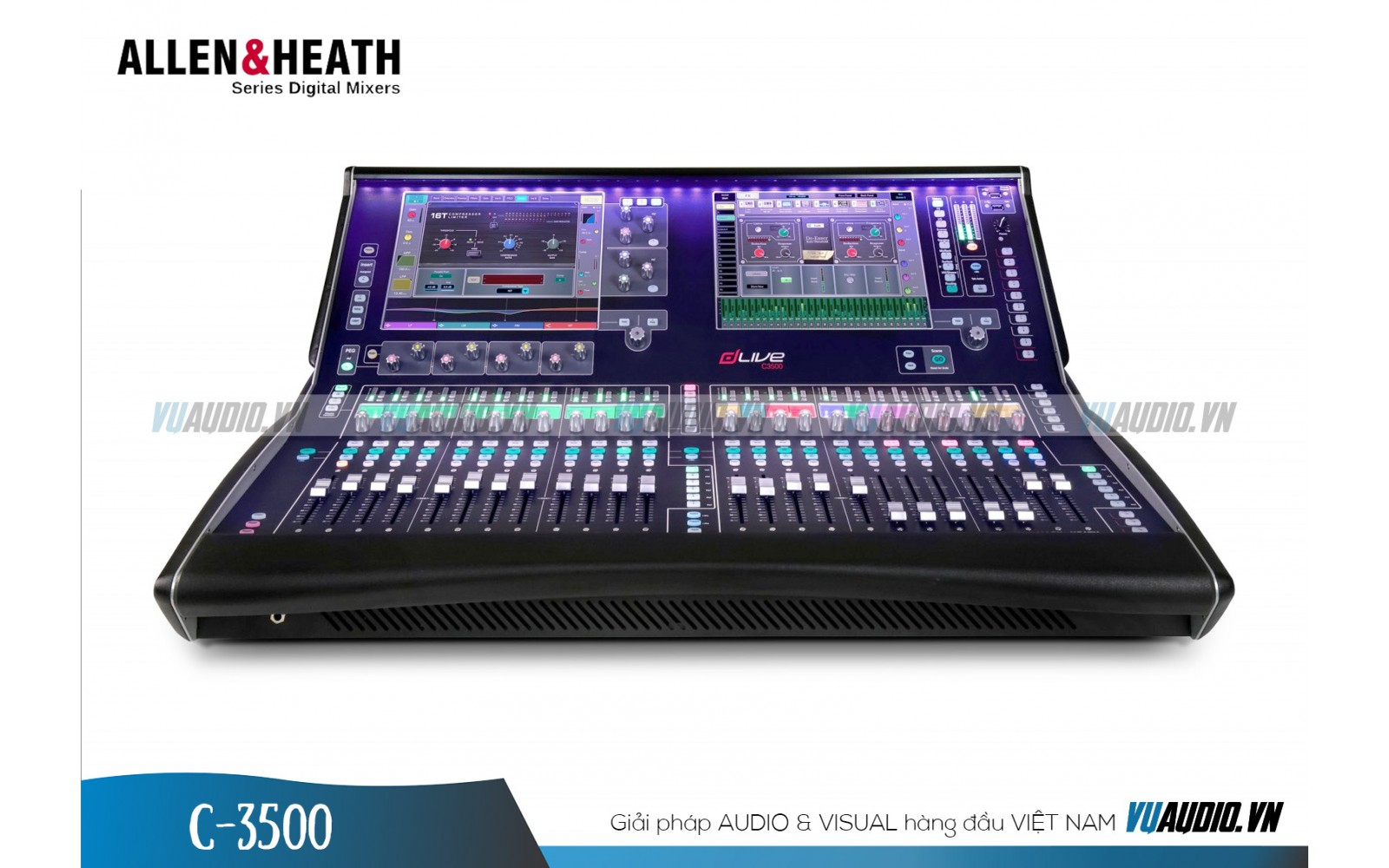ALLEN & HEATH DLIVE C3500