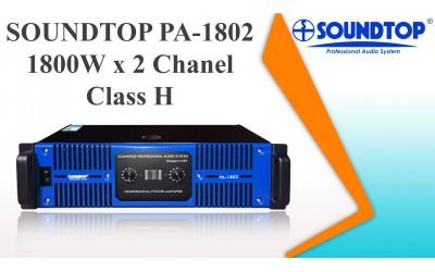 SOUNDTOP PA-1802