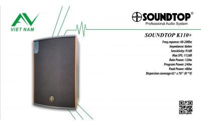 SOUNDTOP K-110+