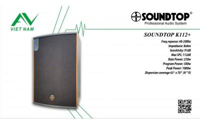 SOUNDTOP K-112+